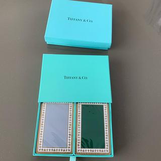 ティファニー(Tiffany & Co.)の入手困難・ティファニー限定・トランプ(コインケース)