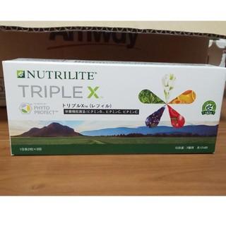 ニュートリライト トリプルX (レフィル)(ビタミン)