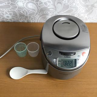 ミツビシデンキ(三菱電機)の三菱 IH ジャー炊飯器 NJ-GM10(炊飯器)