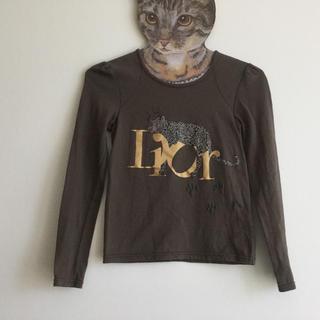 クリスチャンディオール(Christian Dior)のクリスチャンディオール子供服10A♡美品(Tシャツ/カットソー)