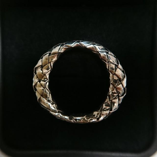 Bottega Veneta(ボッテガヴェネタ)のボッテガヴェネタリング17号 レディースのアクセサリー(リング(指輪))の商品写真