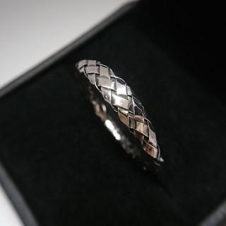 ボッテガヴェネタ(Bottega Veneta)のボッテガヴェネタリング17号(リング(指輪))