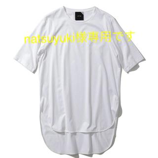 デミルクスビームス(Demi-Luxe BEAMS)の専用です ATON ラウンドヘムTシャツ SUVIN60/2(Tシャツ(半袖/袖なし))