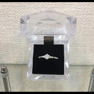 VERITE(ベリテ)0.48ct ダイヤモンド リング(リング(指輪))