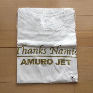 ジャル(ニホンコウクウ)(JAL(日本航空))のAMURO JET Tシャツ M(ミュージシャン)