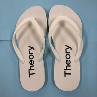 セオリー(theory)のtheory セオリービーチサンダル(ビーチサンダル)
