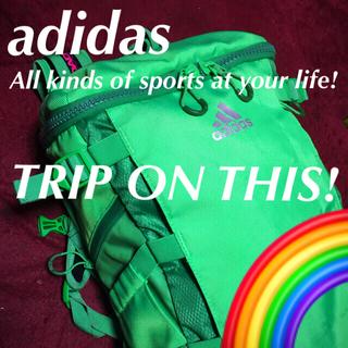 アディダス(adidas)の♦️【adidas】中目黒の叙々苑に今夜8時で☆‼️(リュック/バックパック)
