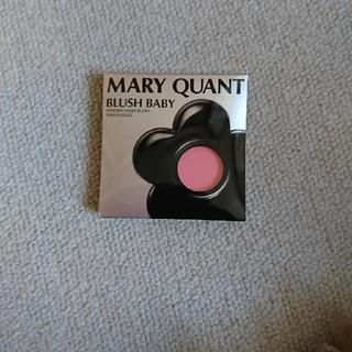 マリークワント(MARY QUANT)のcf🖤様専用マリークヮント ブラッシュ ベビー 05(チーク)