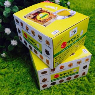サマハン2箱セット+スリムティー1箱(茶)