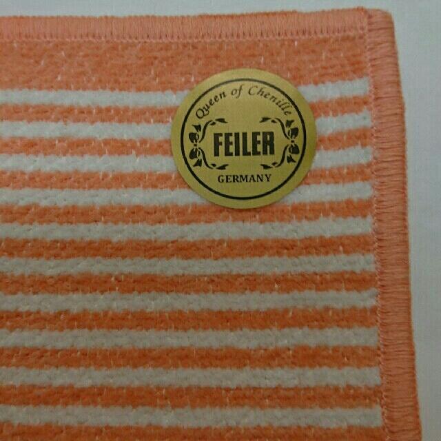 FEILER(フェイラー)のフェイラー ハンカチ 新品 レディースのファッション小物(ハンカチ)の商品写真