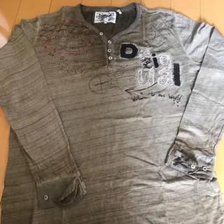 デシグアル(DESIGUAL)のdesigual  XXLサイズです。(Tシャツ/カットソー(七分/長袖))