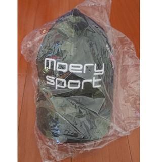 モエリー(MOERY)のモエリースポーツ キャップ(キャップ)