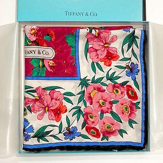 ティファニー(Tiffany & Co.)のティファニー スカーフ(バンダナ/スカーフ)