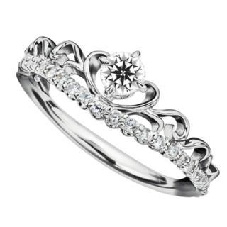 【お買い得品】ロゼクイーン指輪 美品 箱付き☆!(リング(指輪))
