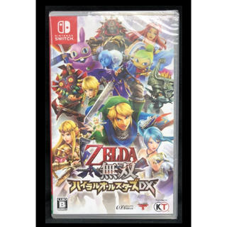 Nintendo Switch - ゼルダ無双 ハイラルオールスターズ DX