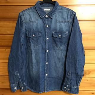 ジーユー(GU)のGU 150㎝  長袖シャツ(Tシャツ/カットソー)