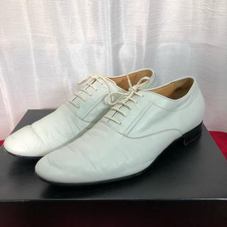マルタンマルジェラ(Maison Martin Margiela)のマルタンマルジェラ 22 レザー 靴 正規品(ドレス/ビジネス)
