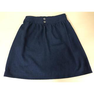 プーラフリーム(pour la frime)のpour le frime  膝丈スカート(ひざ丈スカート)