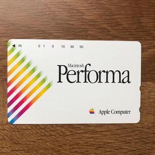 アップル(Apple)の【希少】 Apple テレカ(その他)