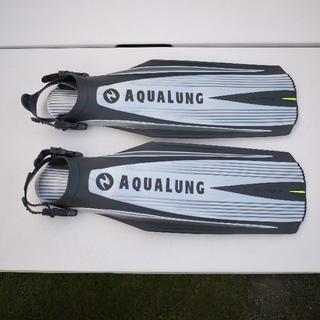 アクアラング(Aqua Lung)のtechnisub AQUA LUNG BLADES 2 レギュラー【未使用品】(マリン/スイミング)
