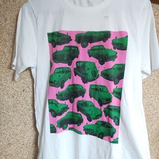 ジーユー(GU)のGU💫HONDA150cmキッズTシャツホンダ(Tシャツ/カットソー)