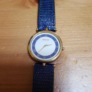 グッチ(Gucci)のGUCCI ヴィンテージ 腕時計(腕時計(デジタル))