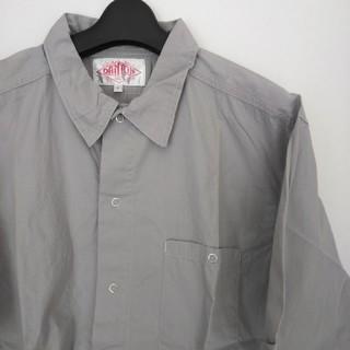 ダントン(DANTON)のDANTON【80sフランス製】ワークシャツ■サイズ1(シャツ)