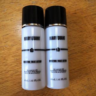 マリークワント(MARY QUANT)のミニー様専用  新品 マリークワント 化粧水2個セット(化粧水 / ローション)