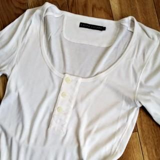 ラルフローレン(Ralph Lauren)の【未使用】ラルフローレンヘンリーネックのTシャツ(Tシャツ(長袖/七分))