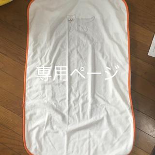 イケア(IKEA)のイケア ベビーシーツ 55×83センチ(シーツ/カバー)