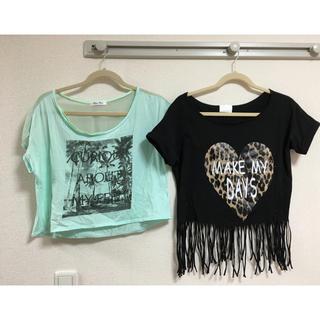 バイバイ(ByeBye)のトップス まとめ売り(Tシャツ(半袖/袖なし))