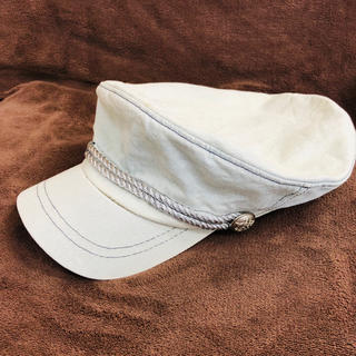 イング(INGNI)のINGNI 帽子(キャスケット)