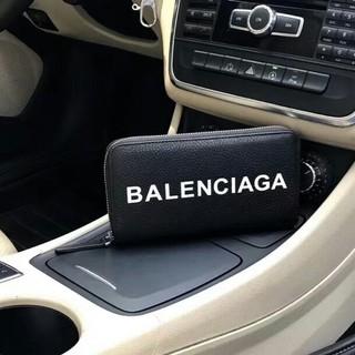 バレンシアガ(Balenciaga)のBALENCIAGA 長財布 バレンシアガ 黒 ブラック(長財布)
