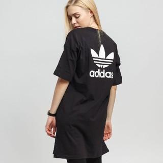 アディダス(adidas)のTシャツワンピ adidas originals(ひざ丈ワンピース)