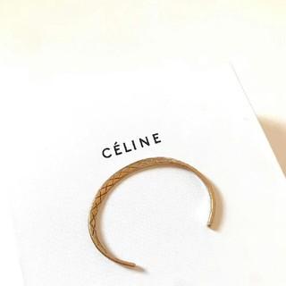 セリーヌ(celine)の celine  ブレスレット(ブレスレット/バングル)