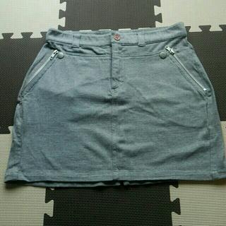 ローリーズファーム(LOWRYS FARM)のお値下げ☆スウェットスカート(ミニスカート)