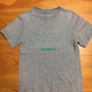 パタゴニア(patagonia)のパタゴニア  boys xs  Tシャツ(Tシャツ/カットソー)