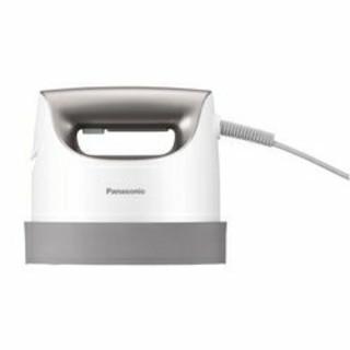 Panasonic - S色①新品未開封 パナソニック 衣類スチーマー 最上位 新製品 メーカー保証つき