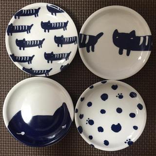 ツモリチサト(TSUMORI CHISATO)のツモリチサト 豆皿 付録 4枚セット(食器)
