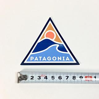 パタゴニア(patagonia)のパタゴニア ステッカー 1点 ⁑ 三角 波 太陽(サーフィン)