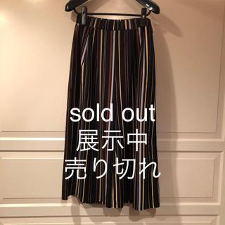 ガウチョパンツ sold out 展示中(キュロット)