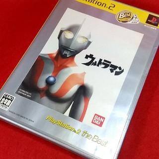 PlayStation2 - PS2 ウルトラマン