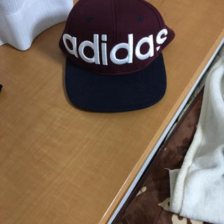 アディダス(adidas)のアディダスキャップ(帽子)