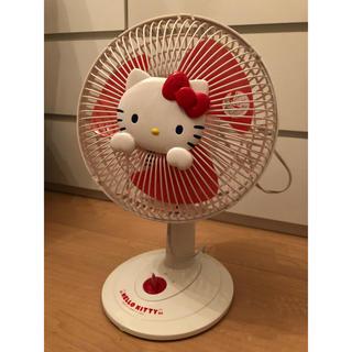ハローキティ(ハローキティ)のキティーちゃん/ミニ扇風機(扇風機)