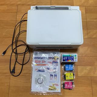 EPSON - EPSON PX-045A コピー機 3色インク付き