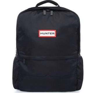 ハンター(HUNTER)の【新品】HUNTER ハンター オリジナル ナイロン バックパック ブラック(リュック/バックパック)