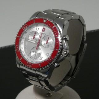 ビクトリノックス(VICTORINOX)のビクトリノックス マーベリックGS クロノグラフ(腕時計(アナログ))