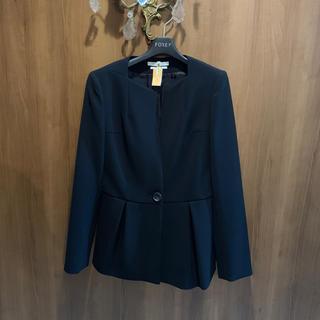 フォクシー(FOXEY)のFOXEY NEW YORK  パンツスーツ 38 サイズ(スーツ)