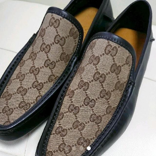 GUCCI ローファー レディースの靴/シューズ(ローファー/革靴)の商品写真