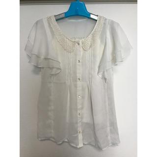 エージープラス(a.g.plus)のエージープラス Agplus ブラウス トップス(Tシャツ(半袖/袖なし))